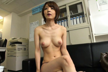 Yukina. Yukina Asian has juicy titties and nasty anus cheeks touched