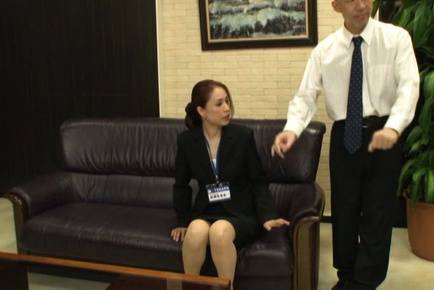 Yurie matsushima. Yurie Matsushima Asian and gals are called by boss for punishment
