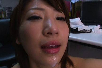 Httpfhg officesexjp com57287yukiooeoffice4xv1169yukiooejapaneseofficesexaction10natsmjeymjk6mte6mje000220101. Yuki Ooe Asian is doggy screwed while cock sucking other cock at job