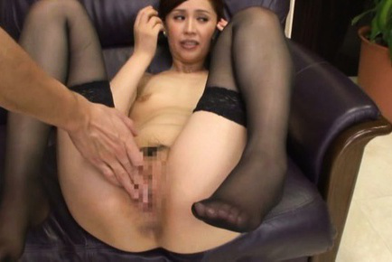 Yurie matsushima. Yurie Matsushima Asian in stockings only has