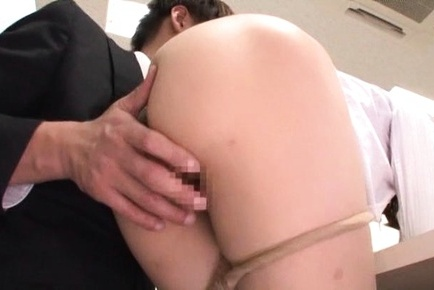 Japanese av model. Japanese AV Model receives warm stimulation